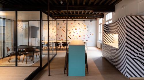 Nieuwe (net)werkplek met ziel opent in hartje Antwerpen