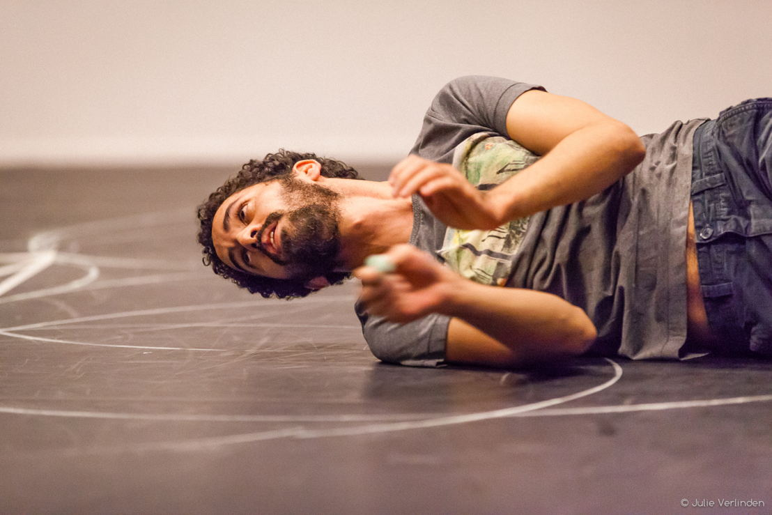 Radouan Mriziga - 55 - 24/01 © Julie Verlinden