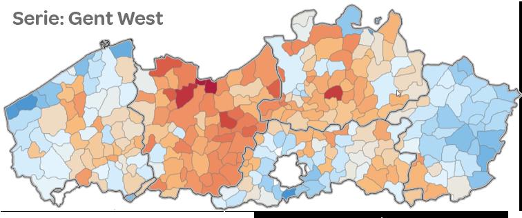 Serie: Gent West