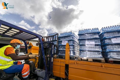 Solidarité envers Saint-Vincent et les Grenadines : WOULO BWAVO à la population, aux associations et aux entreprises Martiniquaises