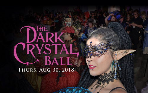 Preview: Center for Puppetry Arts to host The Dark Crystal Ball to welcome new exhibit, August 30