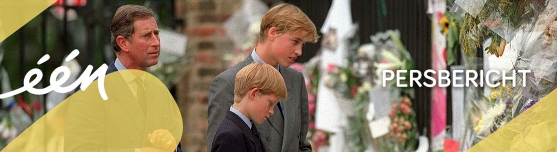 Onthullende tweedelige reportage over prinses Diana