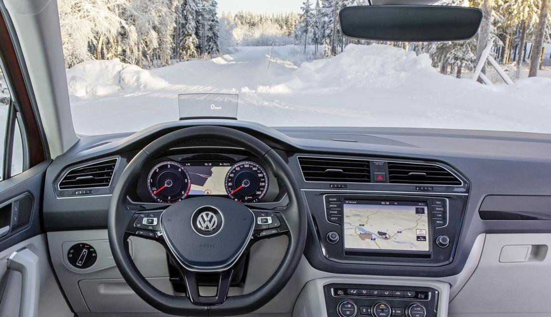 Volkswagen climate windscreen : draadloos ontdooien