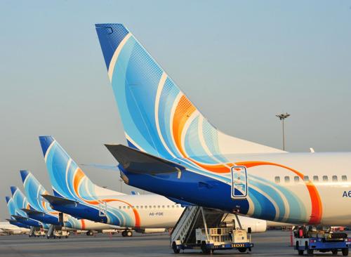 فلاي دبي أفضل شركة طيران منخفضة التكلفة تخدم الشرق الأوسط