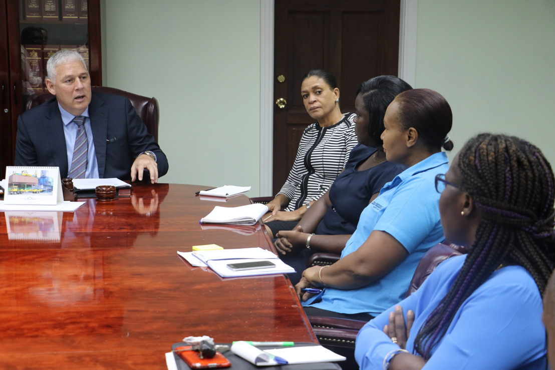 OECS Chairman and Prime Minister of Saint Lucia, Honourable Allen Chastanet, remarks on recovery efforts.