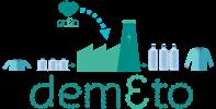 DEMETO press room Logo