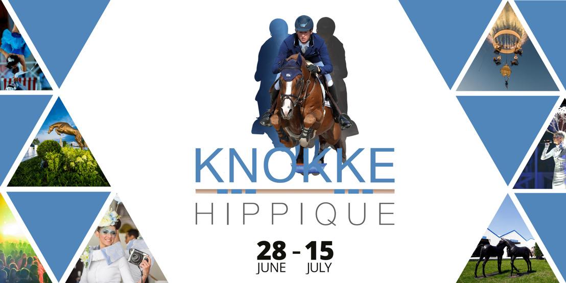 Knokke Hippique brengt toppaardensport en ontspanning naar Knokke-Heist