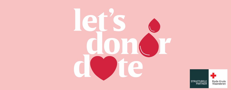 Delhaize en Rode Kruis roepen iedereen op om bloed en plasma te geven