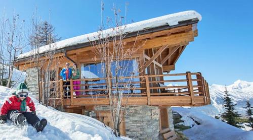 Steeds meer Belgen kiezen voor vakantiewoning bij wintervakantie