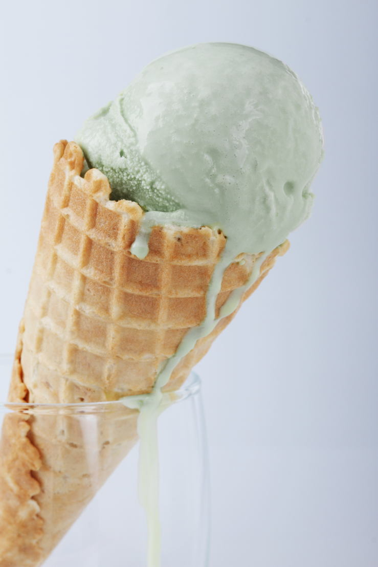 Mint Ice Cream -Inspiration for the Mint design