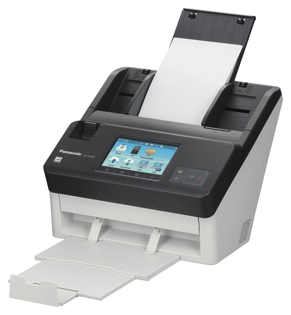 Nuevos escáneres de Panasonic hacen más eficiente el trabajo en el entorno laboral moderno