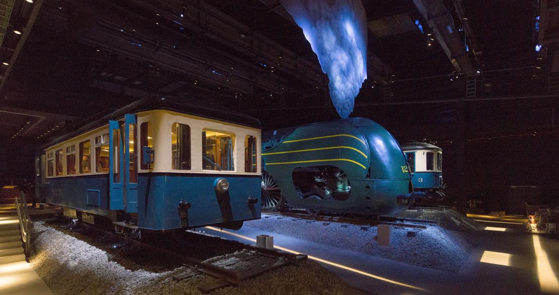 Train World öffnet am 25. September 2015 seine Türen für das breite Publikum
