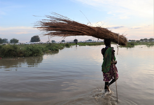 South Sudan: Floods happening against backdrop of multiple emergencies
