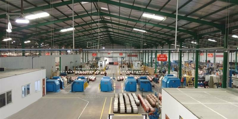 JJ-LAPP's factory in Tangerang, Banten, Indonesia employs over 150 people across more than 1,500 production lines