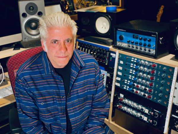 Preview: Making Music More Approachable with 'White Haired' YouTube Sensation Rick Beato