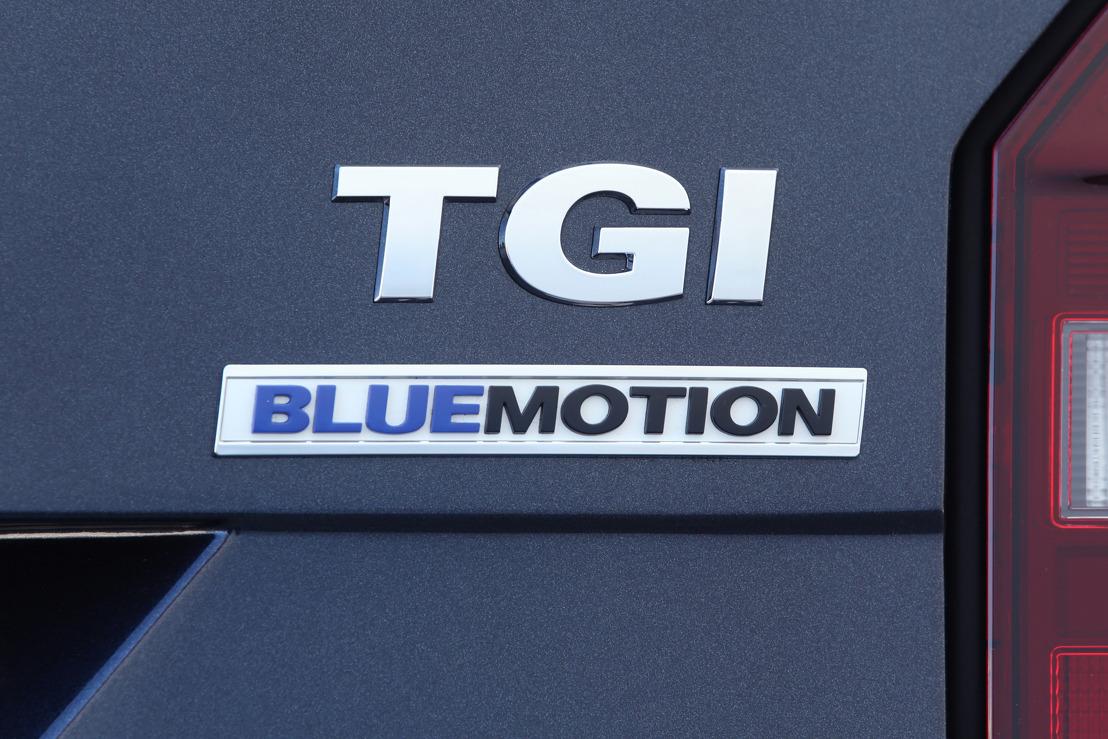 Nouveau Caddy TGI – alimenté au gaz naturel avec boîte DSG