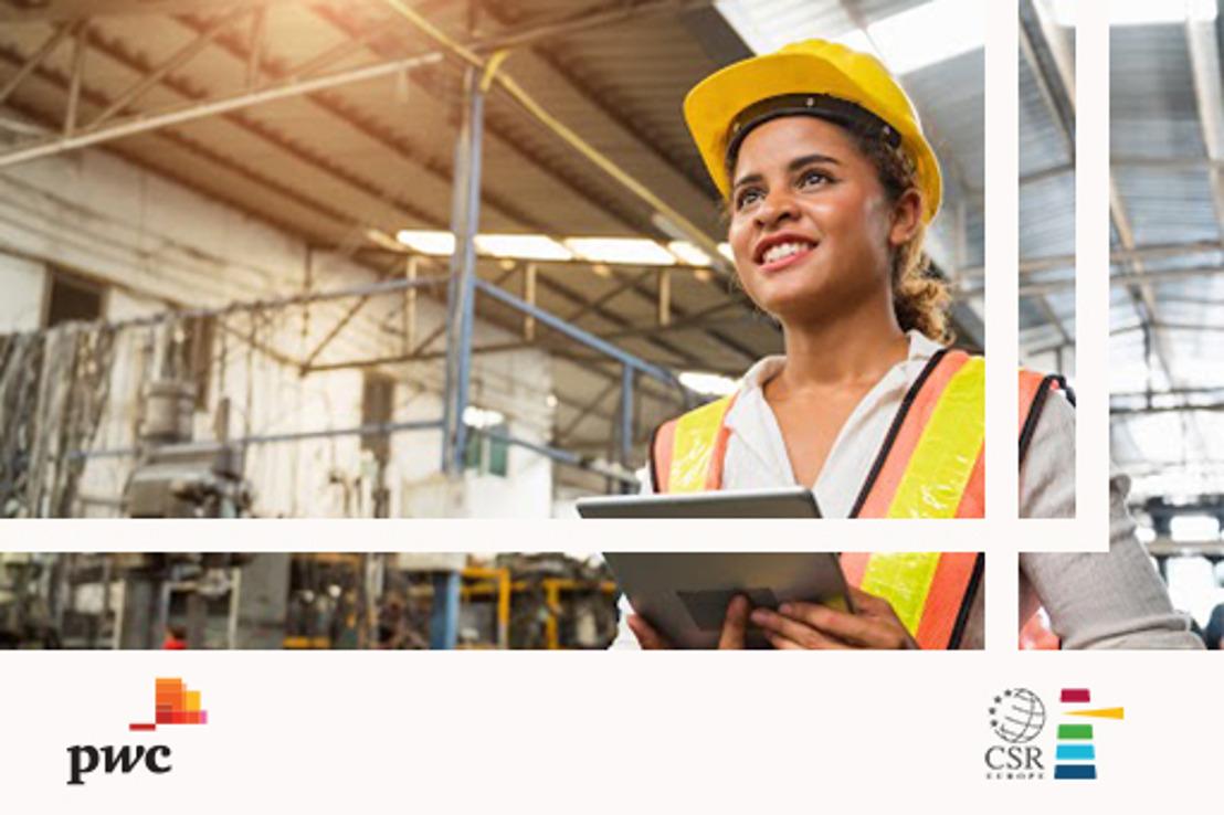 CSR Europe et PwC Belgique lancent le plan « Companies for an Inclusive Society »