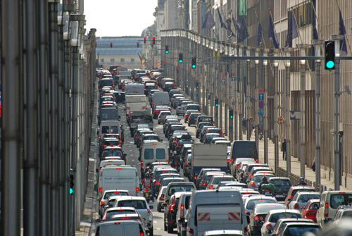 VUB-studie biedt nieuwe inzichten in de strijd tegen luchtvervuiling in Brussel