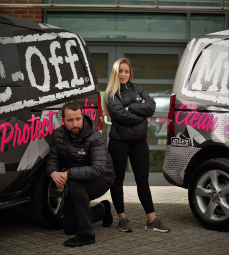 Muc-Off puts team on the road to support local retailers