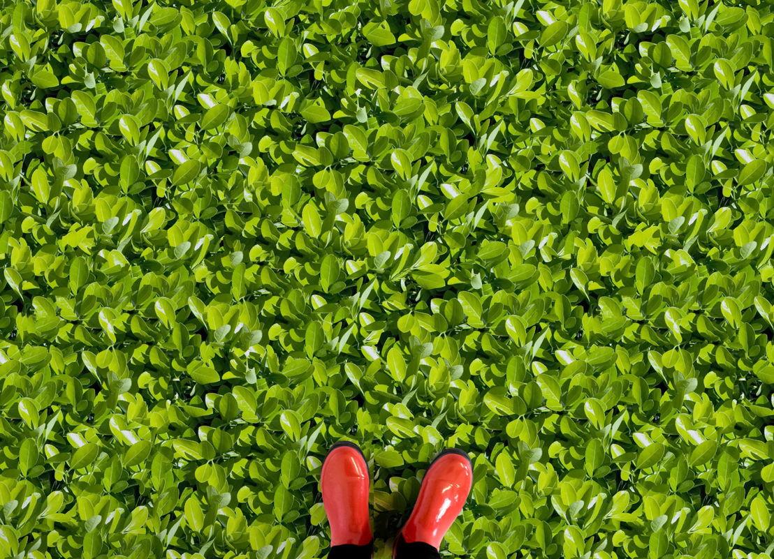 Foliage   Greenery Vinyl Flooring