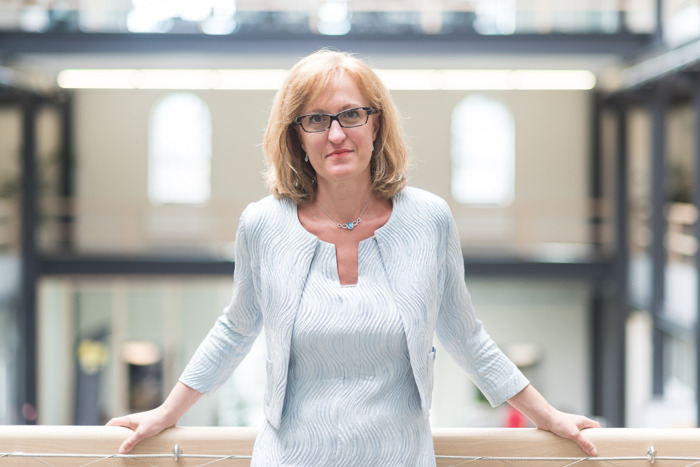 Katlyn Colman aan het hoofd van het nieuwe kinderbijslagfonds Infino