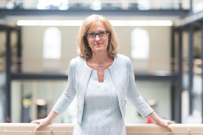 Katlyn Colman à la tête de la nouvelle caisse d'allocations familiales Infino