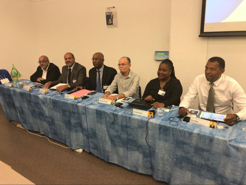 Launch of the TEECA Project: Remarks by OECS Director General Dr. Didacus Jules