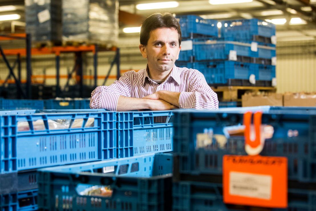 Waldo De Waele, Quality Manager, chez Transmeat