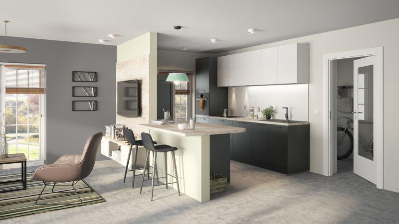 èggo keuken met Home Connect toestellen van Bosch ©èggo