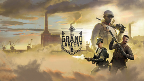 TOM CLANCY'S RAINBOW SIX® SIEGE KÜNDIGT NEUES LIMITIERTES EVENT AN: THE GRAND LARCENY