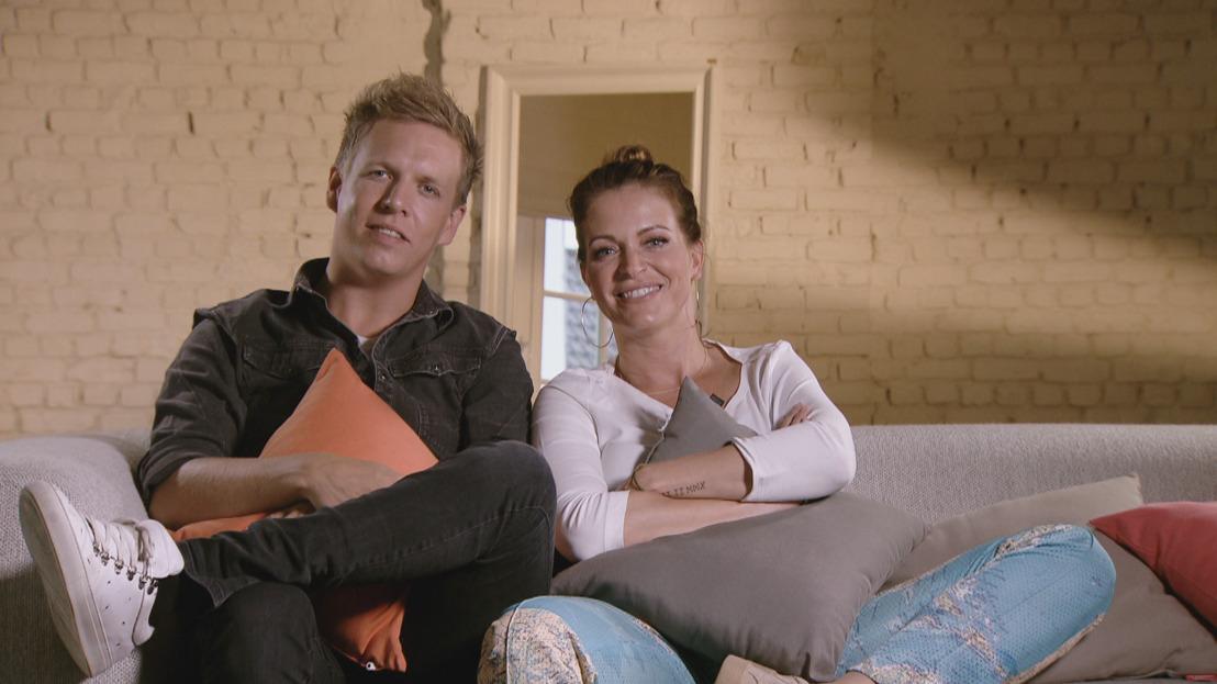 Karen en James blikken terug op hun avontuur...
