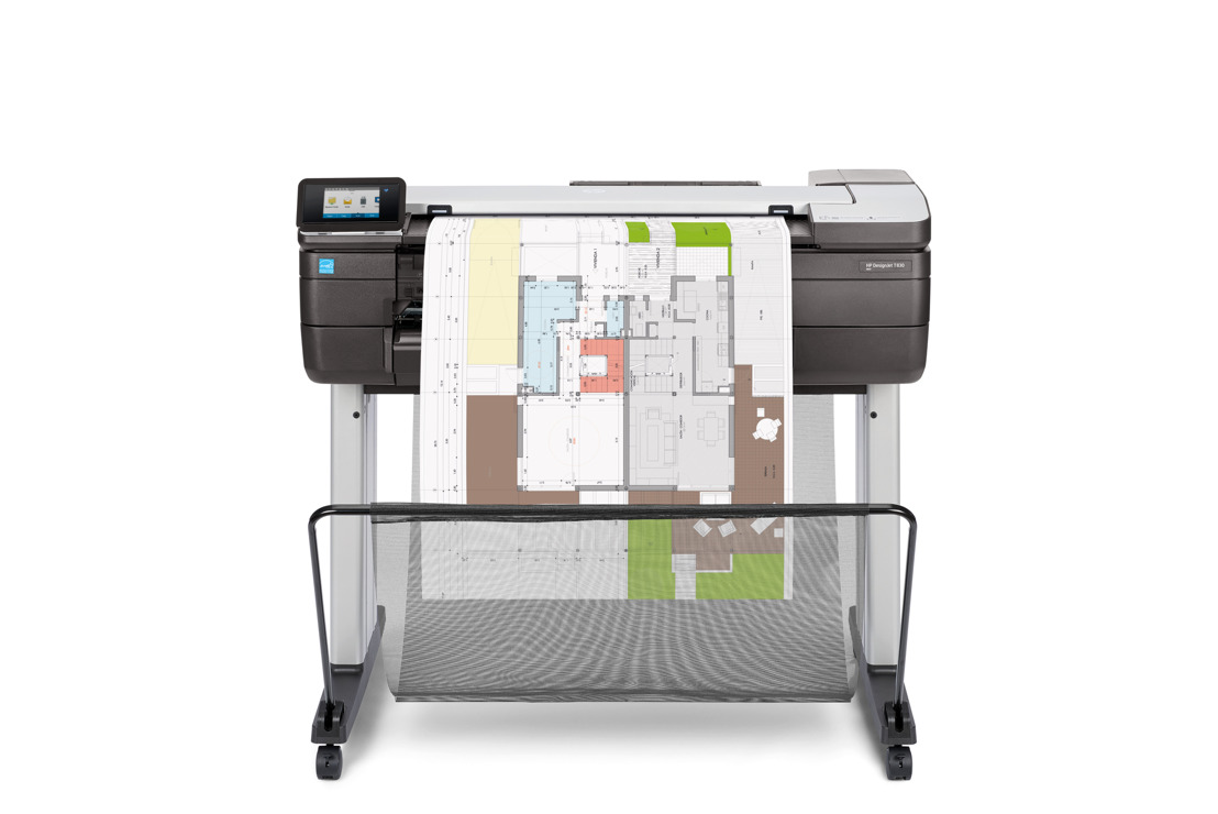 HP lance l'imprimante multifonction HP DesignJet T830 24 pouces