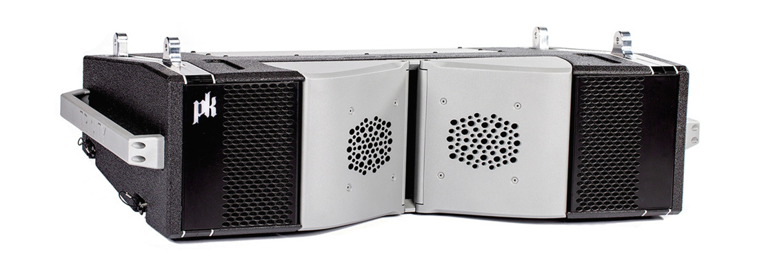 PK Sound to Demonstrate Trinity 10 Robotic Line Array at NAMM 2019