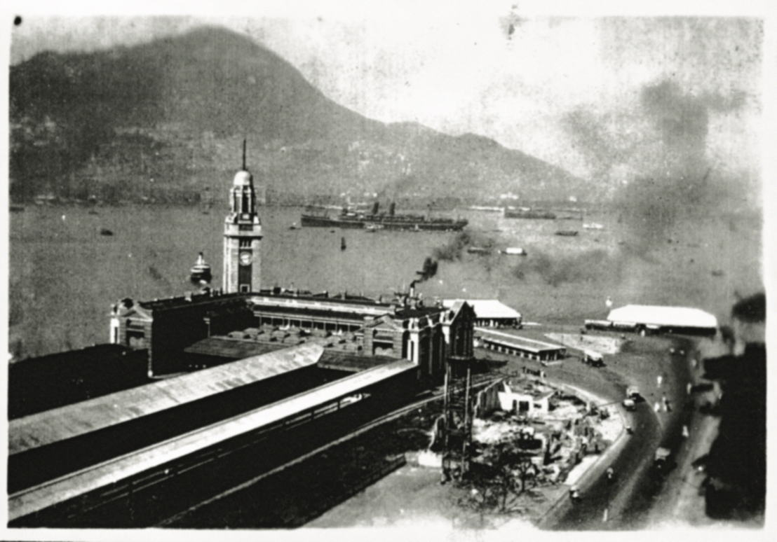 Glamour of Travel - Hong Kong in the early 1900s