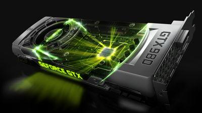 NVIDIA GeForce GTX 980 schwarz