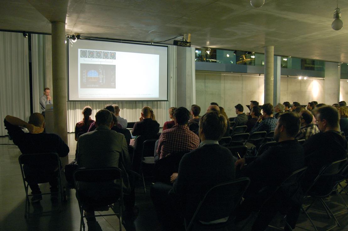 UX Antwerp Meetup organised by startup UXprobe