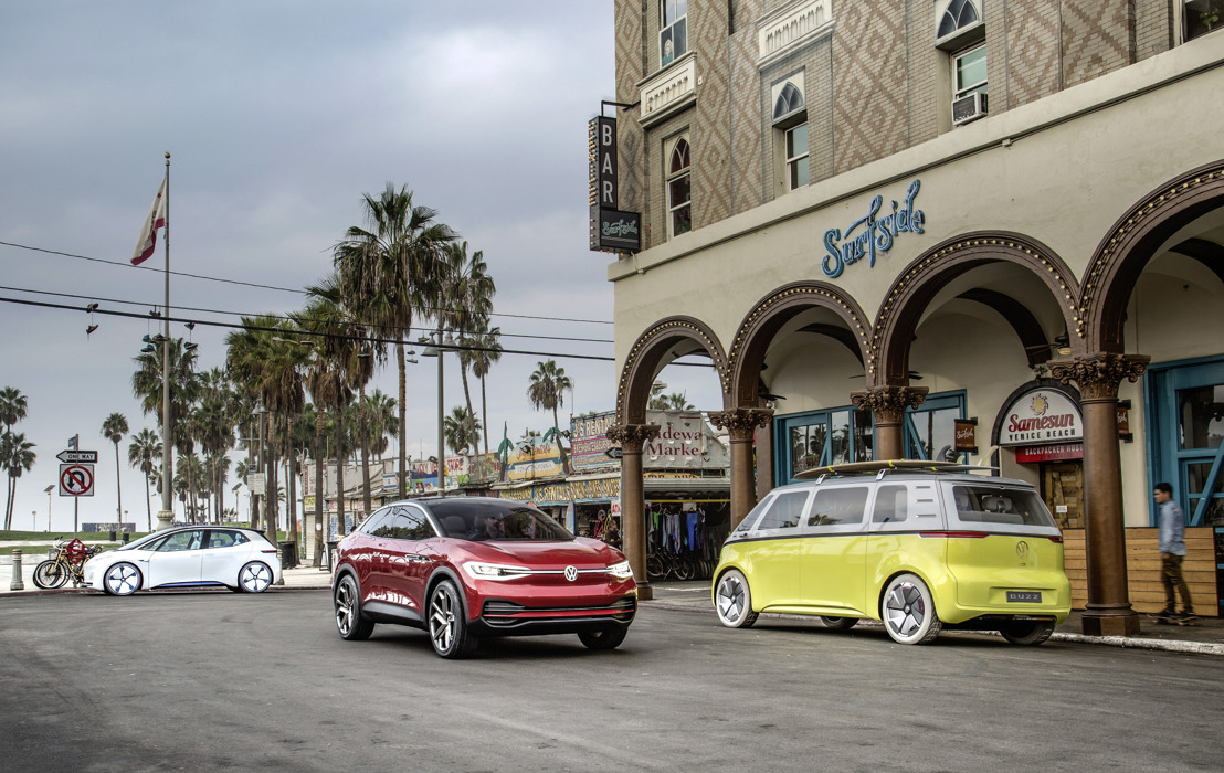 Volkswagen construirá una nueva generación de autos eléctricos en Chattanooga