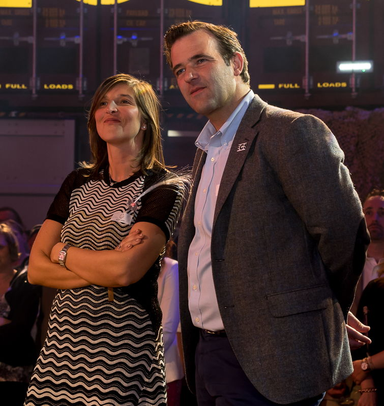 Kelly De Dijcker et Pieter Balcaen