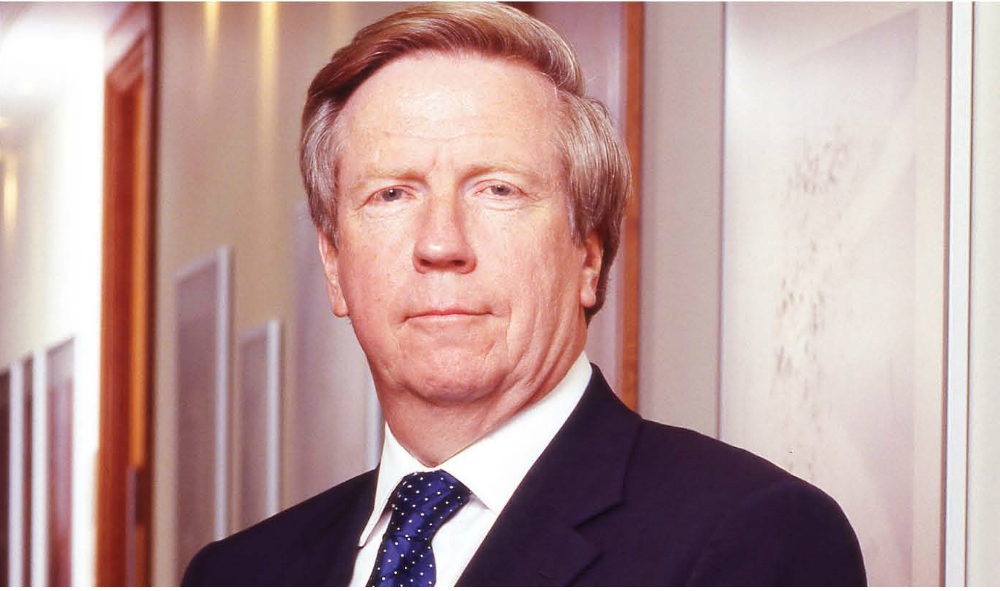 Ron Marsh, chairman of the Polymers for Europe Alliance