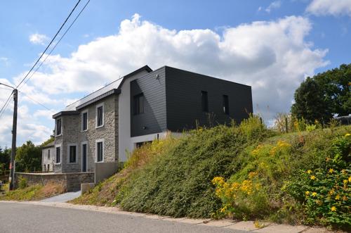 Preview: Cas Rénovation: Vieille bâtisse ardennaise transformée en gîte rural