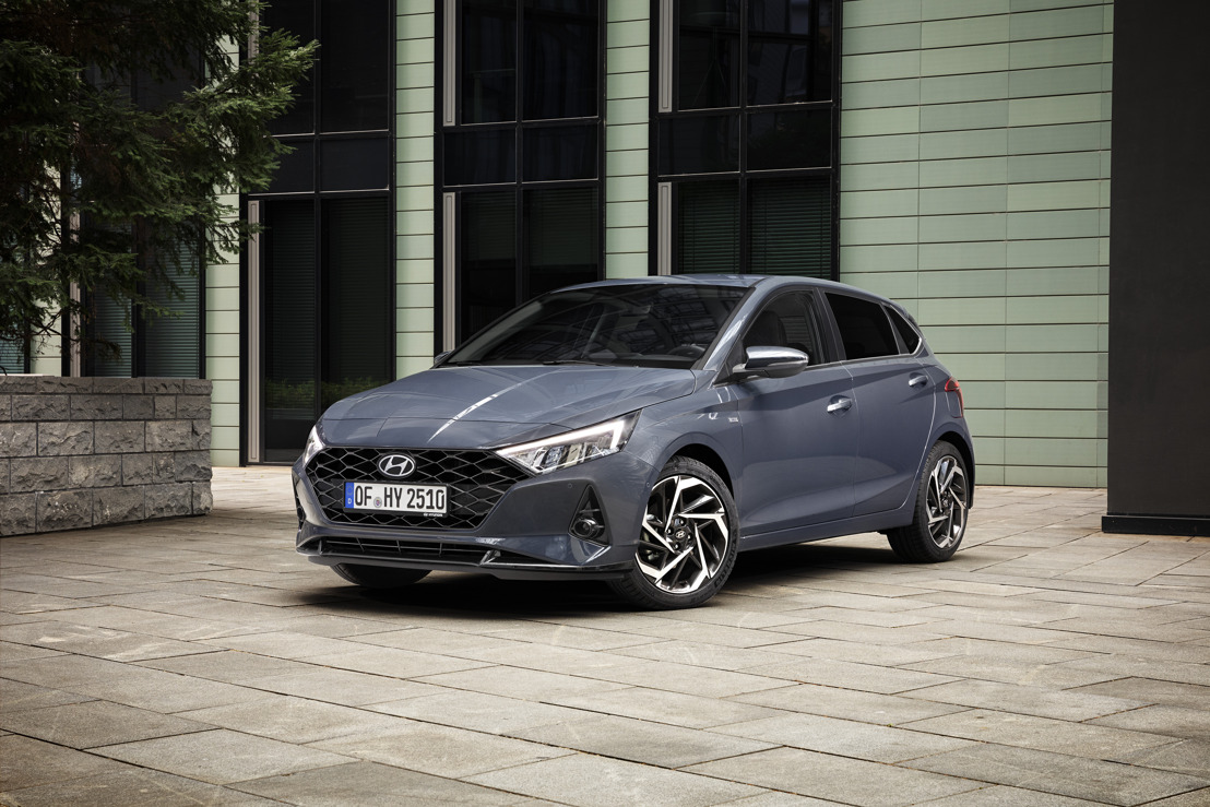 Press Kit: All-New Hyundai i20