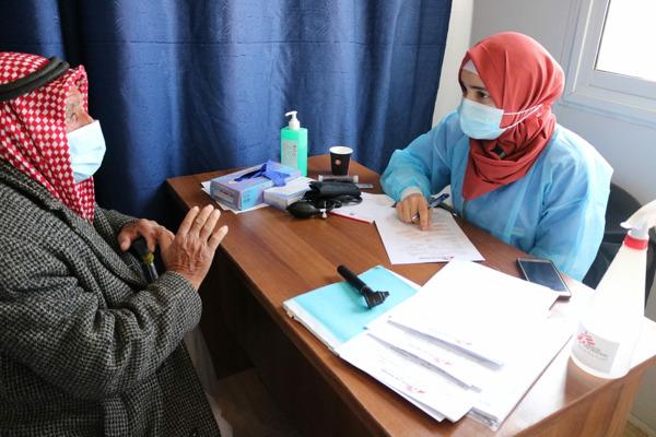 Preview: Territorios Palestinos: la COVID-19 desborda hospitales y hace más urgente la vacunación