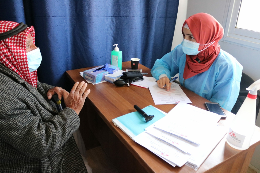 Territorios Palestinos: la COVID-19 desborda hospitales y hace más urgente la vacunación