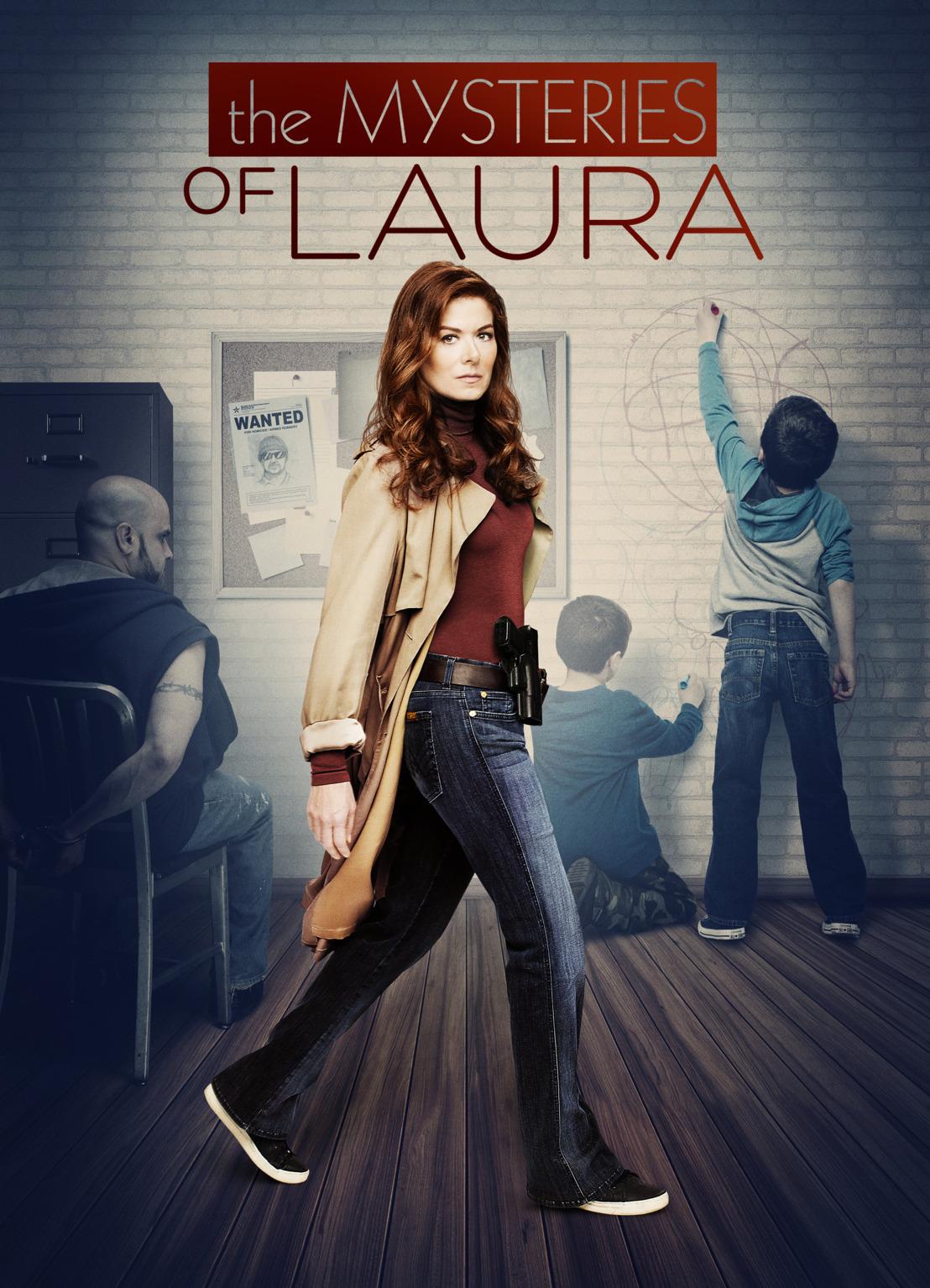 Debra Messing terug als Moordvrouw in gloednieuwe The Mysteries of Laura