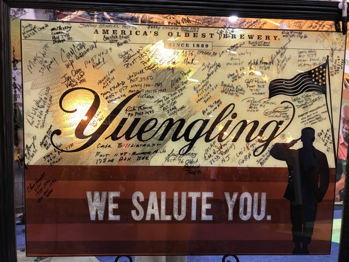Yuengling sponsors $5,000 for USF brewing arts program