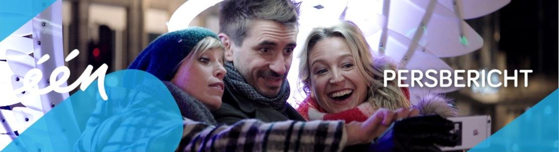 Weg zijn wij: Kerstmis met Bill Barberis, Cath Luyten en Britt van Marsenille