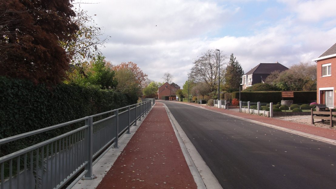Provincie investeert 2,5 miljoen euro in fietspaden