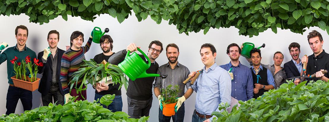 Quatre start-ups sélectionnées pour le programme de croissance Telenet Kickstart, powered by Idealabs