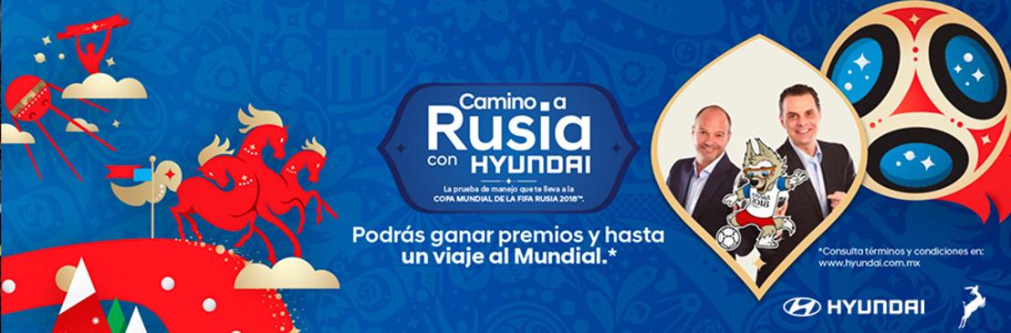 EL CONCURSO CAMINO A RUSIA CON HYUNDAI, YA TIENE A LOS DOS PRIMEROS GANADORES