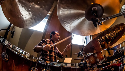WATCH THIS: The Making of Nick D'Virgilio's Invisible at Sweetwater Studios
